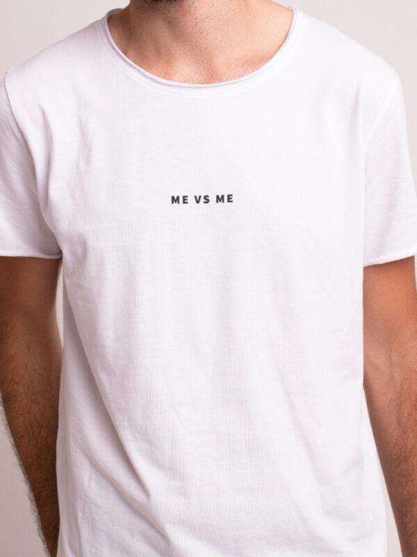 camiseta algodon organico me vs me