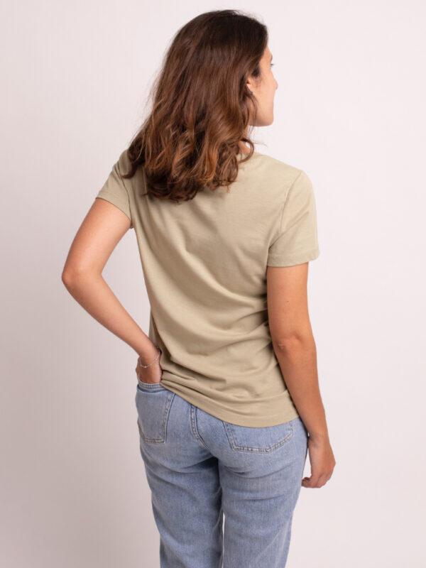 atrend organic camiseta algodon organic